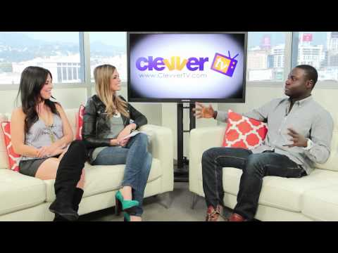 Dayo Okeniyi Answers  Questions for 'The Hunger Games'
