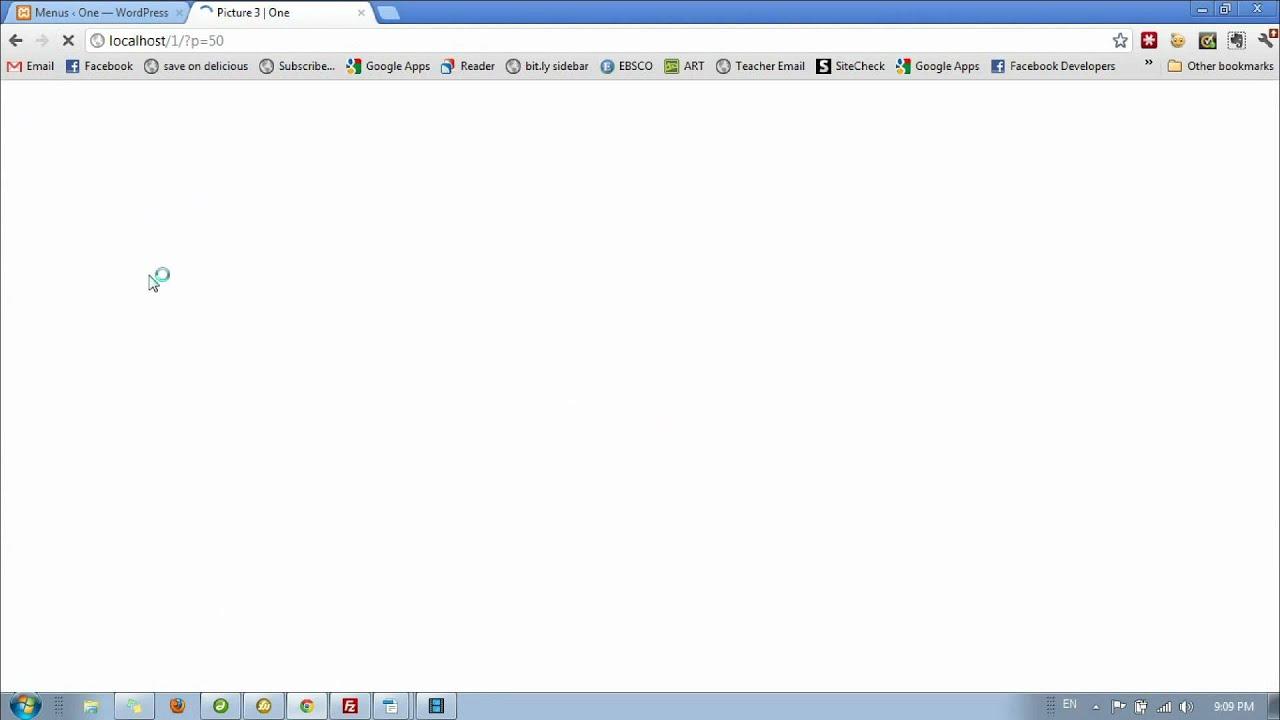 How to set up menus in ElegantThemes eStore theme