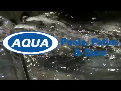 Aqua Pools - Local Business of the Month