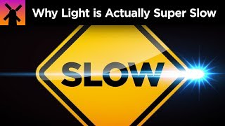 Why the Speed of Light is Actually Horribly Slow