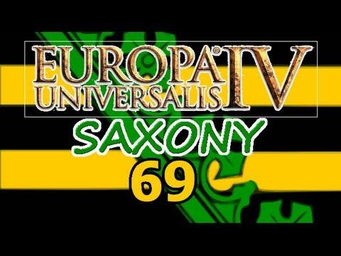 Europa Universalis 4 IV Saxony  Ironman Hard 69