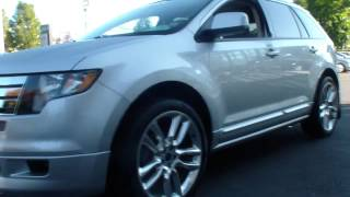 2010 Ford Edge used, Long Island, Smithtown, Brentwood, Northport, NY 5017A