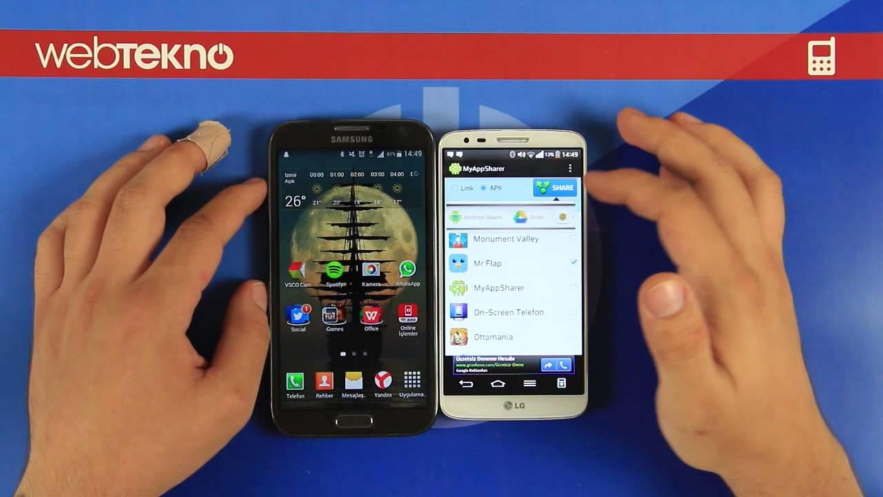 Oyun ve Uygulamalarınızı Arkadaşınızla Paylaşın - MyAppSharer