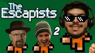 خبراء النحشات : السجن الثاني - The Escapists