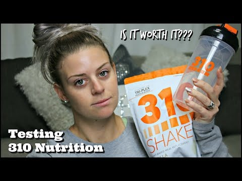 310 NUTRITION | GETTING STARTED | BEST THING FOR WEIGHT LOSS 🤔