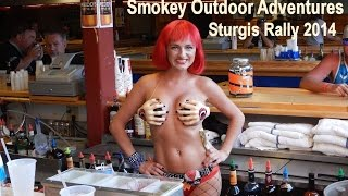 Sturgis Motorcycle Rally 2014 - Girls, bikes and more...