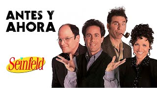 Famosos De La Serie Seinfeld Antes Y Ahora