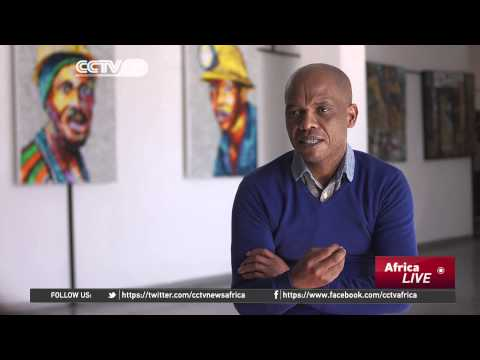 The Art of Recycling: S. African Artist Turns Waste into Masterpieces