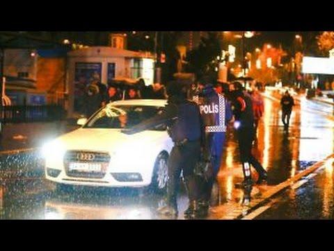 Nightclub shooting in Istanbul