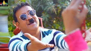 Maa Ka Laadla Movie Gullu Dada Flirting with A Lady | Latest Hyderabadi Scenes | Sri Balaji Video