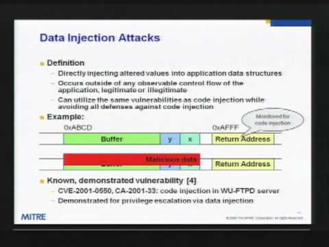 2008-10-01 CERIAS - Resilient Systems for Mission Assurance