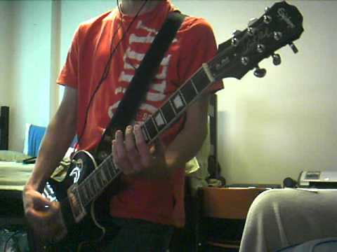 Breaking Benjamin - No Games Guitar Cover