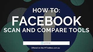 Tutorial On The FB Scan And FB Compare OS NT Tools