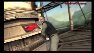 007 GoldenEye Wii Gameplay The End *Major spoilers*