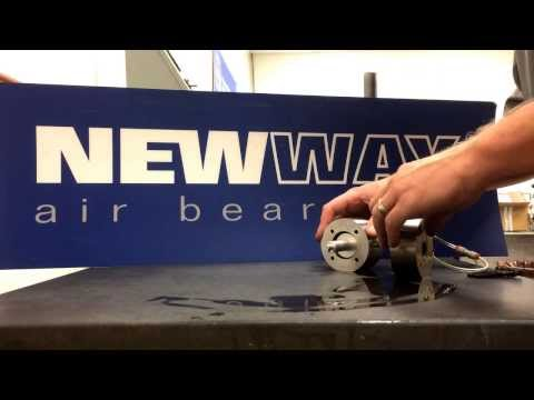 New Way Air Bearings - Thrust Bushing Component