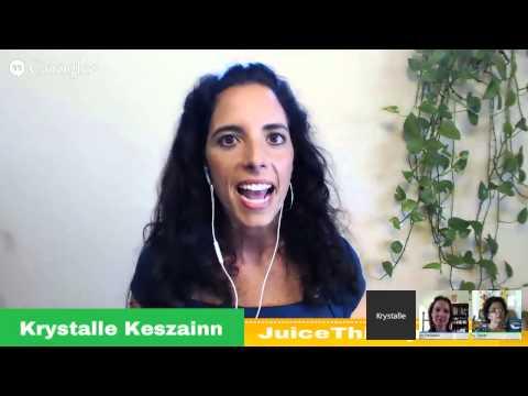 Healthy You #whatsyourpath  Eps 2: guest Krystalle Keszainn