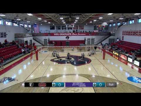 Volleyball: Kentucky Wesleyan College vs. Union University