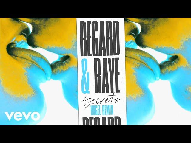 Regard, RAYE - Secrets (HUGEL Remix) [Audio]