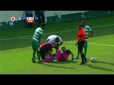 Partido: Limón FC vs Zeledón
