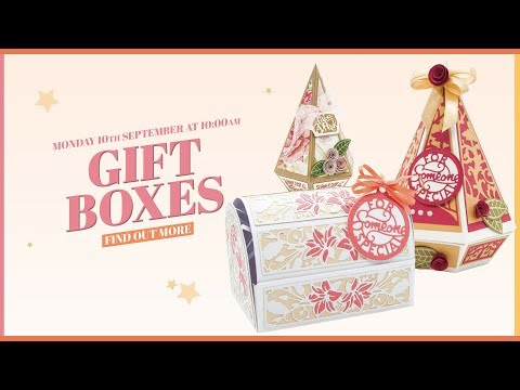 Tonic Introduces - Terrarium & Hamper Gift Boxes