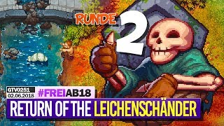 0251 🔴 GRAB, DIGGA 2: Return of the Leichenschänder 🔴 Gronkh Livestream | 02.06.2018