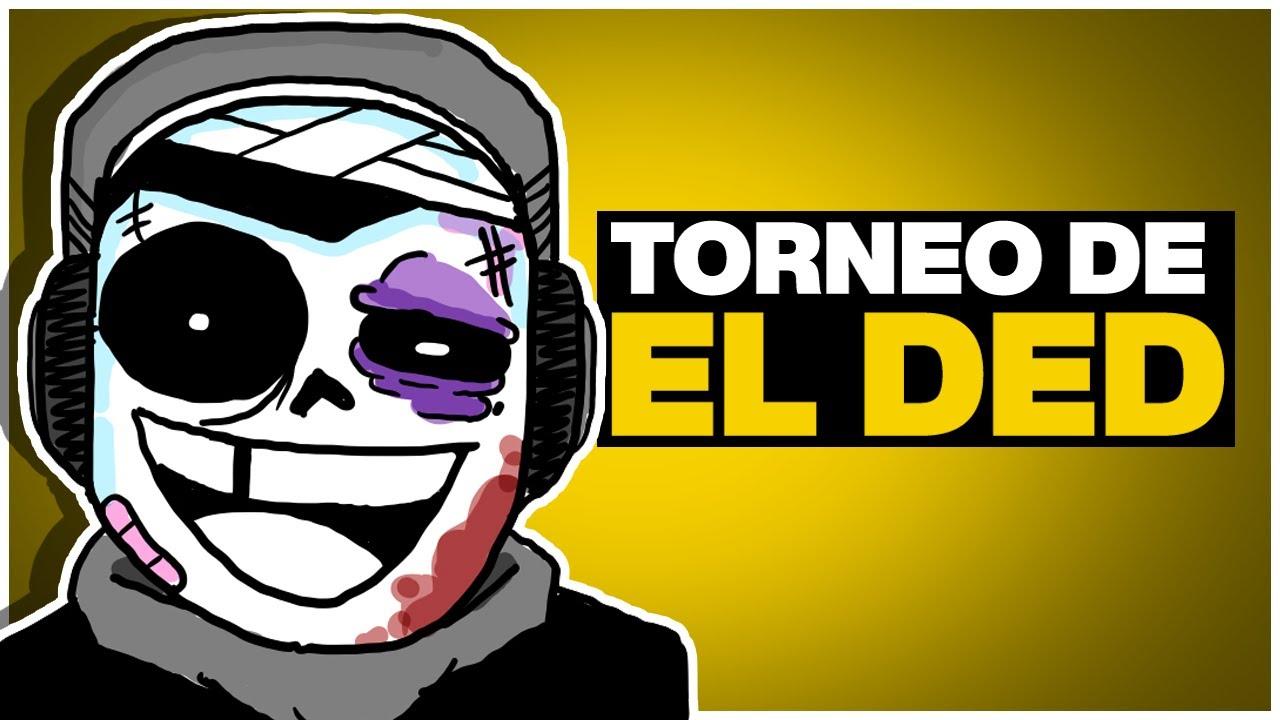 Me invitaron al TORNEO de El Ded en Warzone y me funaron...