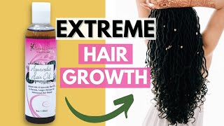 This Oil Will Help Grow Your Hair Fast! 3 Ways to Use Ayurvedic Hair Oil that your hair will LOVE!