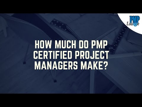 How Much Do Pmp Certified Project Managers Make