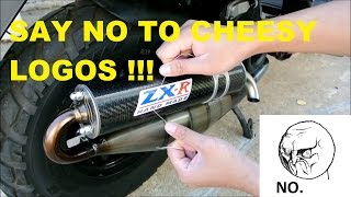 FREE EXHAUST MOD (FASTER SCOOTER - EPISODE 11)