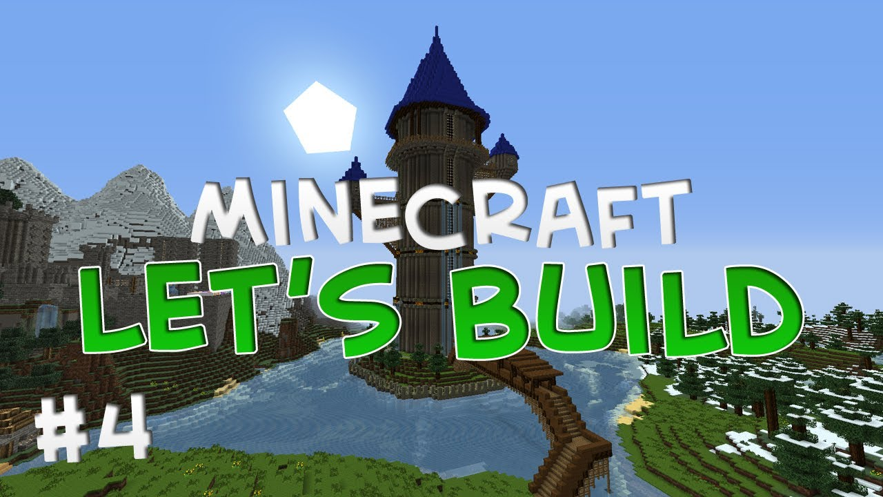 minecraft how to make a tower