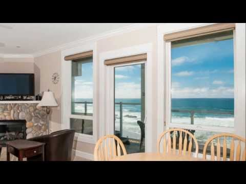 Oregon Coast Beach Rental in Lincoln City Oregon - Keystone Vacation Rentals - Wave Watchers