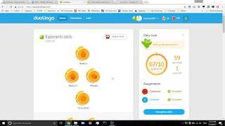[Esperanto] Miaj lastaj momentoj de la Duolinga kurso!