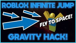 [NEW] FREE ROBLOX INFINITE JUMP EXPLOIT | CHANGE GRAVITY IN ANY GAME!