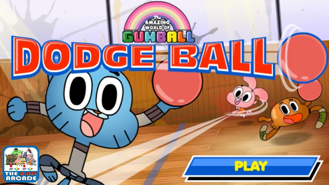 Gumball Games Recipe Run