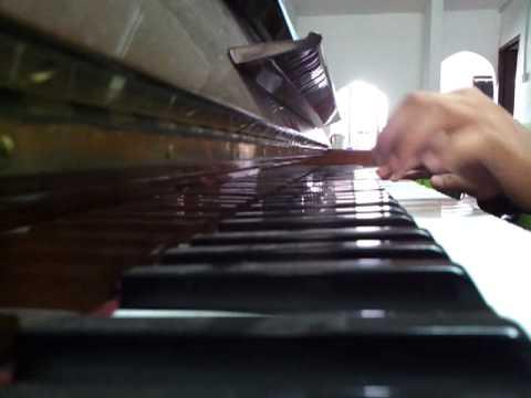 Aku yang tersakiti piano cover by judika