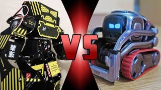 ROBOT DEATH BATTLE! - Super Anthony VS Metal Cozmo - Collector's Edition