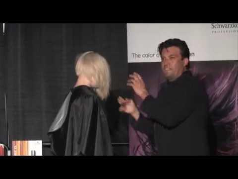 USA Schwarzkopf Professional Presents Joe Hamer         Joe Hamer Salon