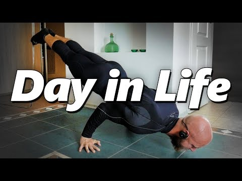 Another Day in Life of a Calisthenics Athlete