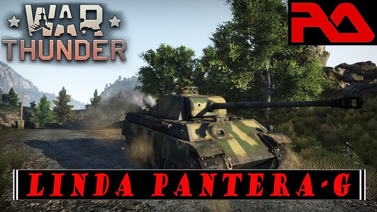 pantera a war thunder