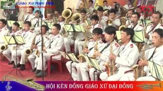 Hòa Tấu : Noel Mùa Hồng Ân (Noel Season Grace)-Ngọc Linh | Hội kèn Giáo Xứ Đại Đồng
