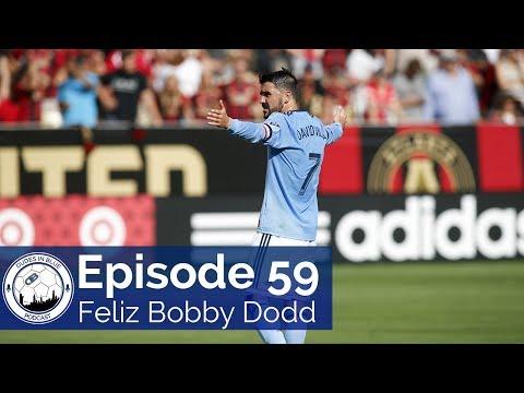 Dudes in Blue Episode 59 - Feliz Bobby Dodd | NYCFC Podcast