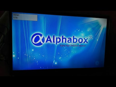 Alphabox New Software Upgrade Solid 6141