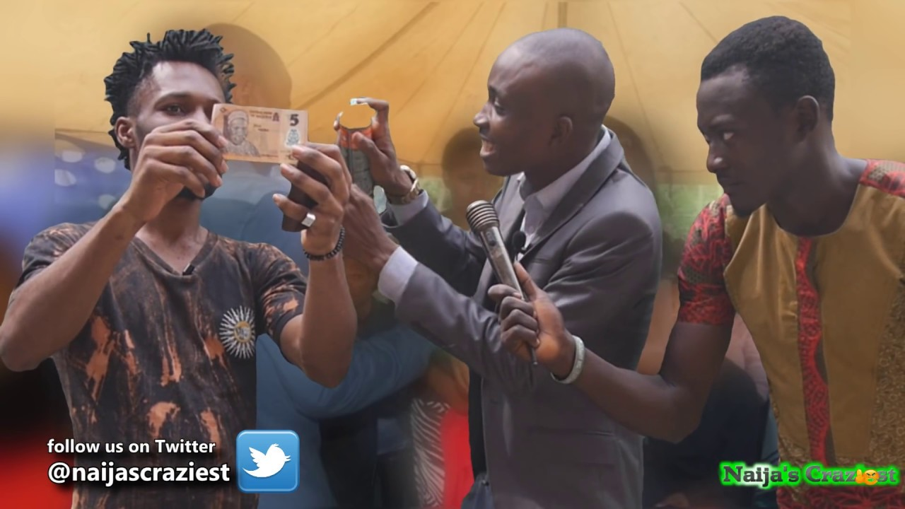 Download South African Prophet Spray Insecticide On Members During Deliverance