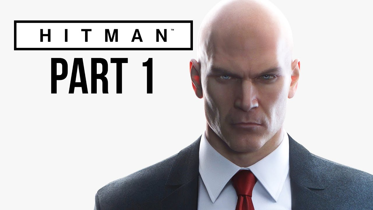 hitman 2016 video game