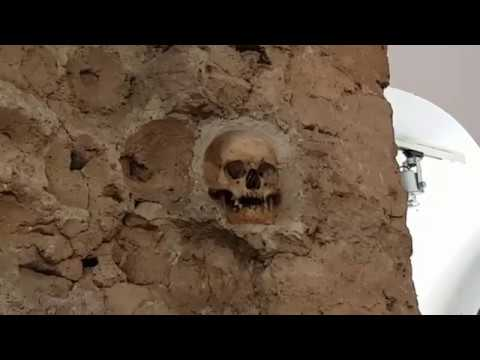 skull tower cele kula in nis serbia