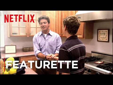 Arrested Development - Behind the Scenes | Michael Cera as George-Michael | Netflix
