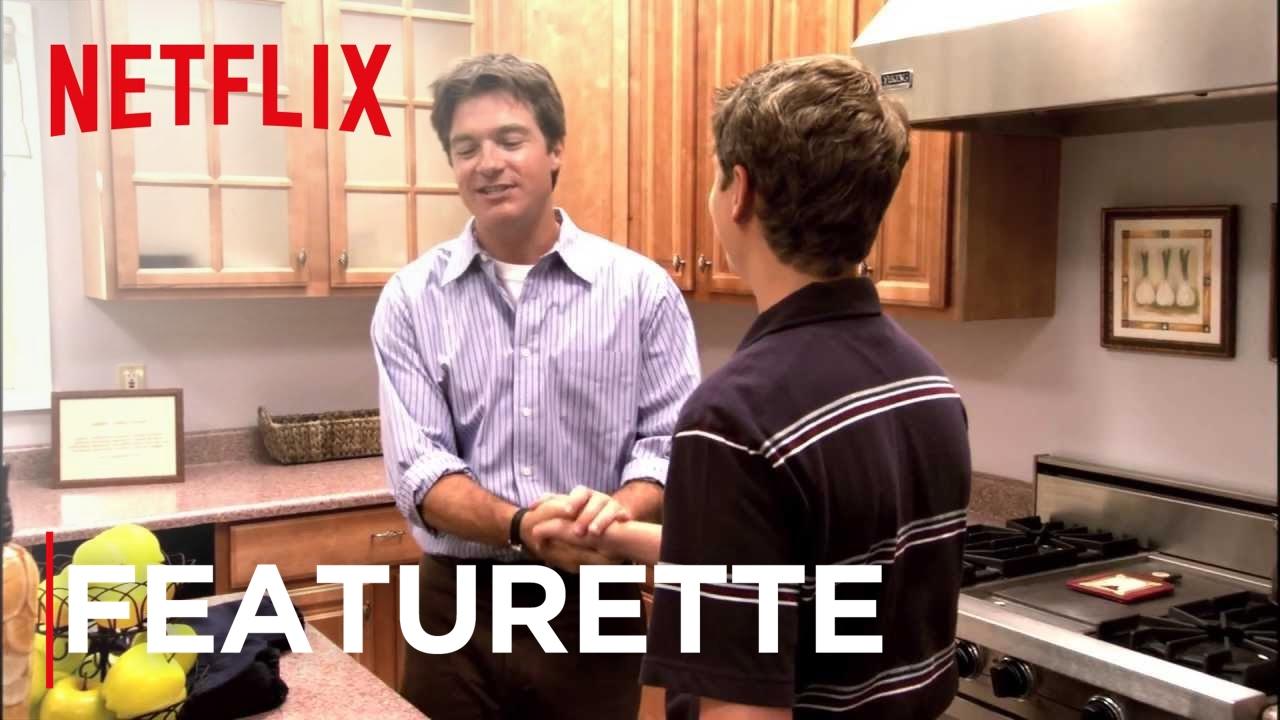 Arrested Development - Behind the Scenes | Michael Cera as George-Michael |  Netflix