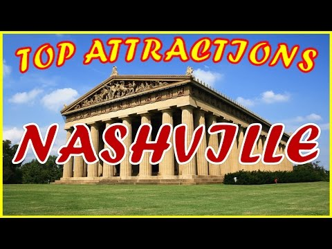 Visit Nashville, Tennessee, U.S.A.: Things to do in Nashville - The Music City