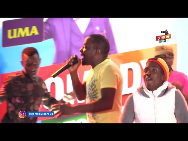 Alex Muhangi Comedy Store Dec 2018 - AMOOTI (Ronald Mayinja)