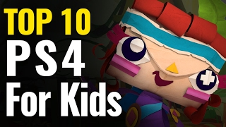 Top 10 Ps4 Games For Kids | Esrb Everyone